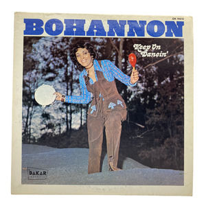 Bohannon Keep On Dancin' DK 76910 Vinyl 1974
